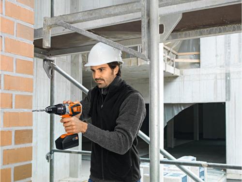 2-speed cordless hammer drill/driver  Fein ASB 14
