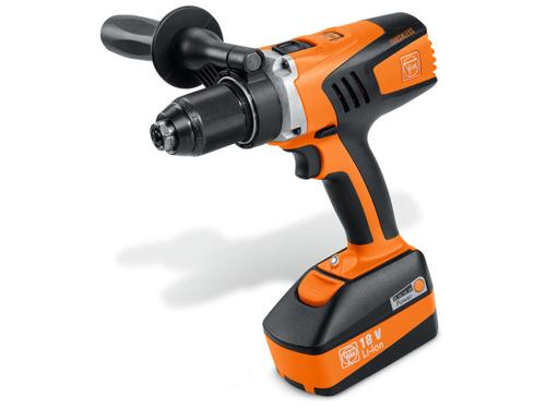 4-speed cordless drill/driver Fein ASCM 14 QX