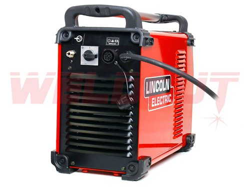 Inverter welder TIG AC/DC Lincoln Electric Aspect 200