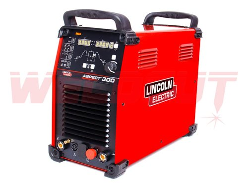 Inverter welder TIG AC/DC Lincoln Electric Aspect 300