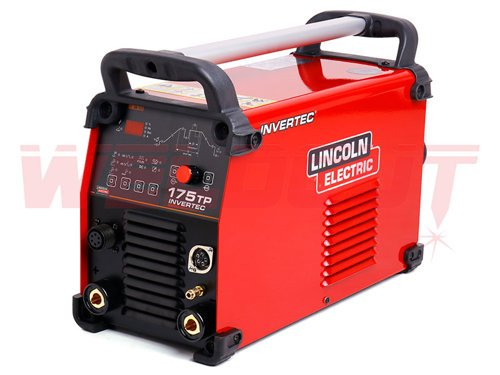 Inverter welder TIG Lincoln Electric Invertec 175-TP (PFC)