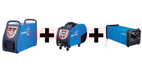 Semi-automatic welding machine Oerlikon CITOPULS III 520