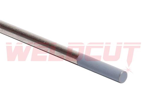 Tungsten electrode WC20 175mm | Ø1,0 | Ø1,6 | Ø2,0 | Ø2,4 | Ø3,2 | Ø4,0 |