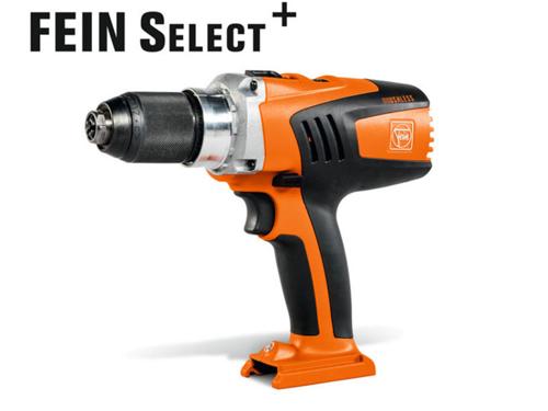 ASCM 18 Select 4-Gang Akku-Bohrschrauber