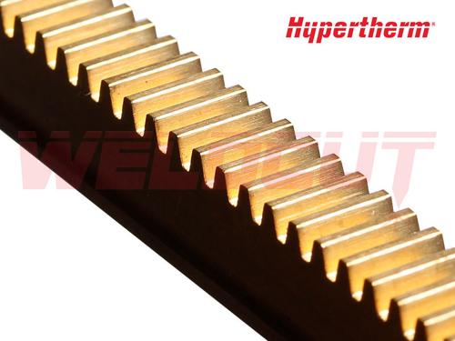 Abnehmbare Zahnstange Hypertherm 228738