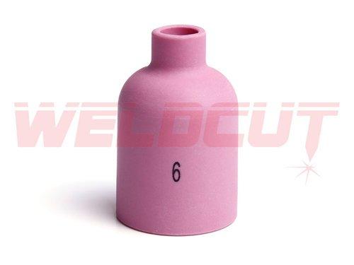 Gasdüse Keramik #6 Ø9.5mm 57N75 / 701.1199