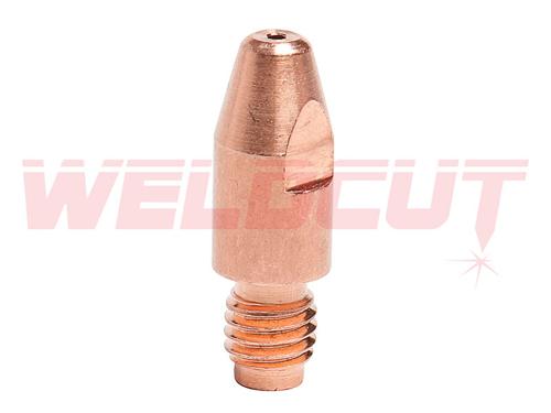 Końcówka prądowa  MB36 M8x30x1.0mm ALU 141.0008
