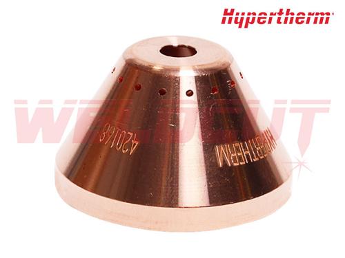 Osłona dyszy maszynowa 45A-65A Hypertherm 420168