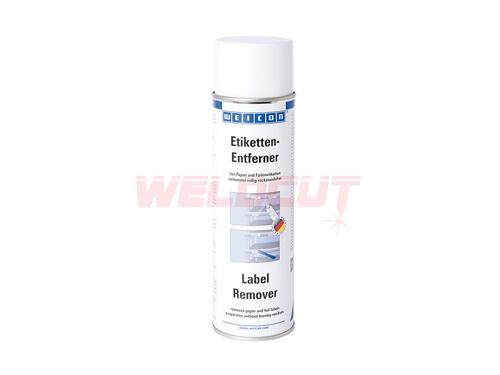 Spray do usuwania resztek nalepek i etykiet Weicon Label Remover