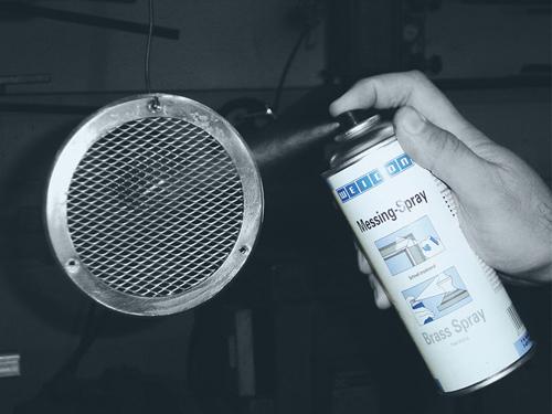 Spray z mosiądzem Weicon Brass Spray