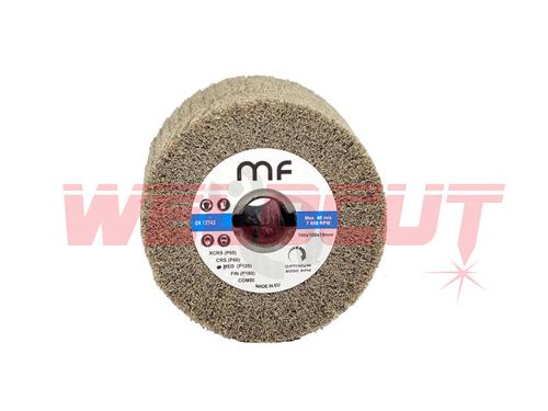 Wałek do satyniarki 3M CP-MF 100x100x19mm A MED P220