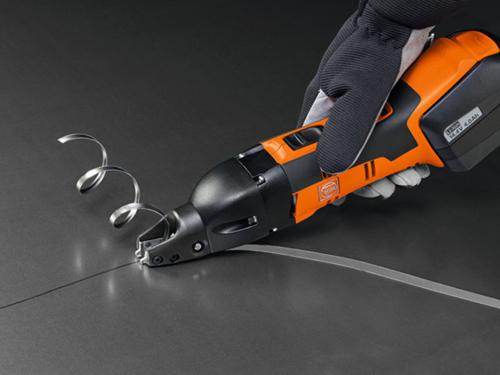 Аккумуляторные шлицевые ножницы Fein ABSS 18 1.6 E Select