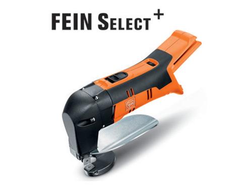 Листовые ножницы Fein ABLS 18 1.6 E Select