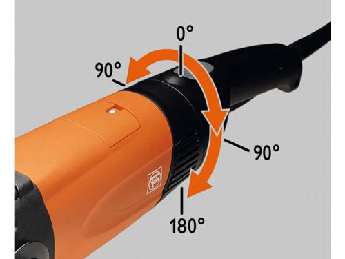 Угловая шлифовальная машина Fein WSB 25-180 X